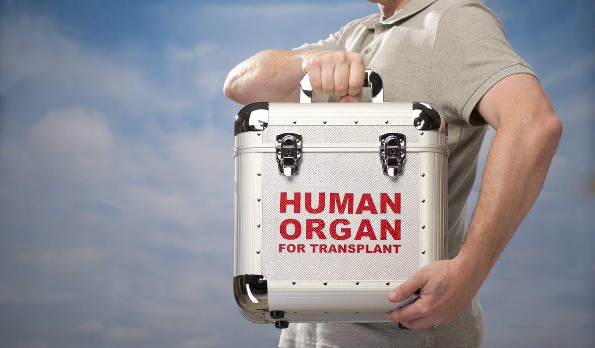 Emergency Organ Transport